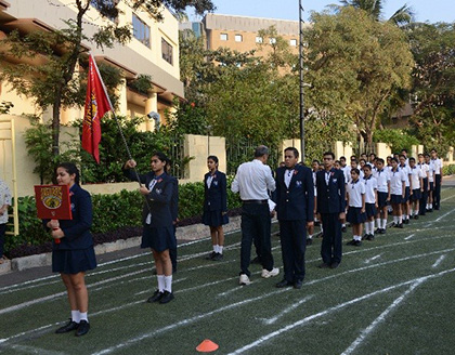 THE 15TH ANNUAL ATHELETIC MEET - Secondary Sports Day 2018