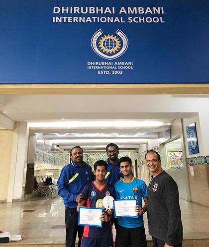 Oberoi international school mumbai maharashtra india