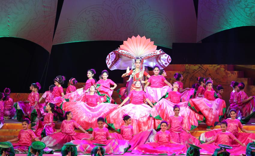 Dais annual day photo video gallery best international - Annual function theme ideas ...